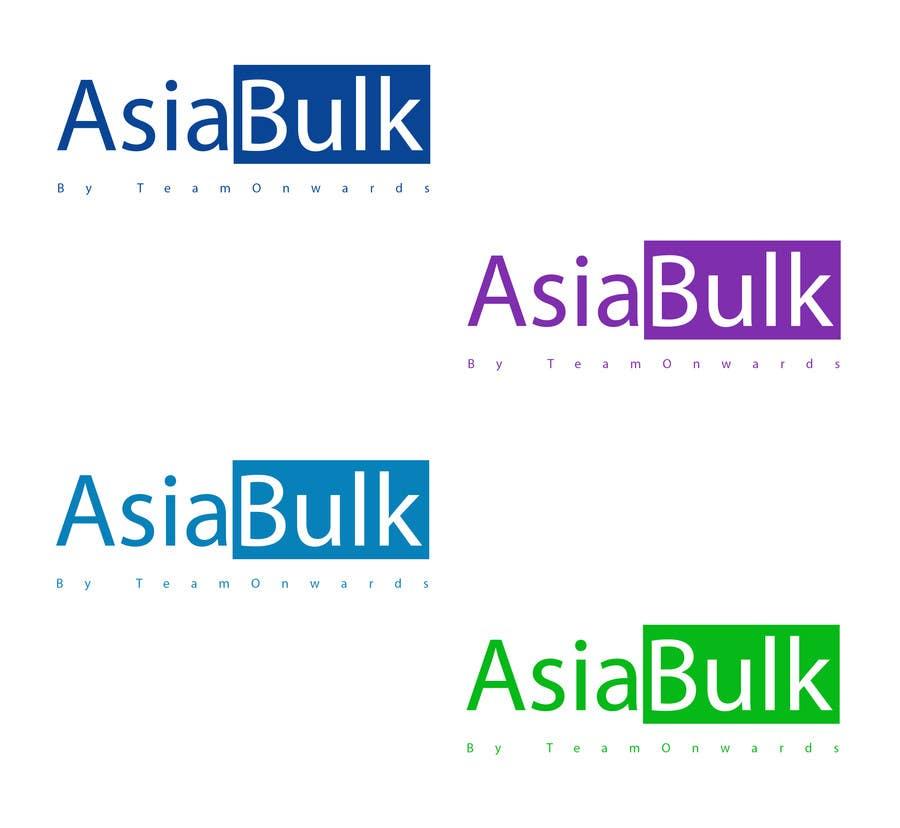 Penyertaan Peraduan #19 untuk Design a Logo for AsiaBulk by TeamOnwards