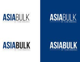 #13 para Design a Logo for AsiaBulk by TeamOnwards por AlphaCeph