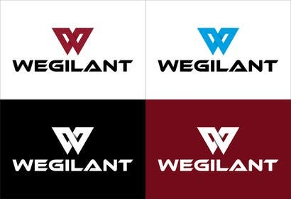 #57 for Design a Logo for Wegilant (A Mobile App Security Company) af jayantiwork