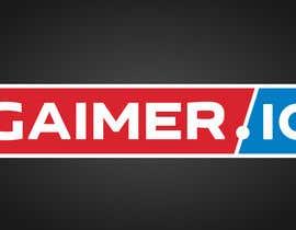 #60 for Design a Logo for gaimer.io by allgeo