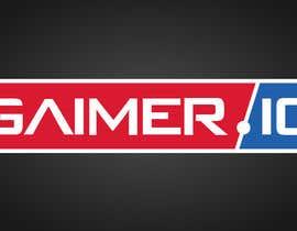 #74 for Design a Logo for gaimer.io by allgeo