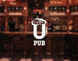#51 untuk Design a Logo for The U Pub oleh marcellabreu