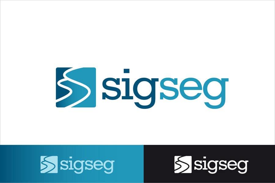 Contest Entry #154 for Logo Design for sigseg