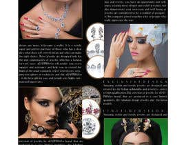 #2 for Design a Brochure for Famous Jewelry Brand af aadil666