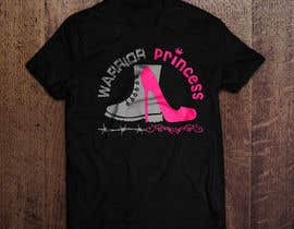 #34 para Design a T-Shirt for Warrior Princess por imagencreativajp