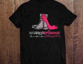 #35 cho Design a T-Shirt for Warrior Princess bởi imagencreativajp