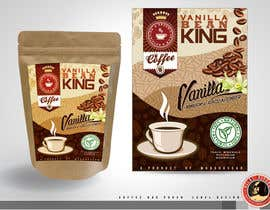 KilaiRivera tarafından Graphic Design for Coffee Bag Pouch için no 5