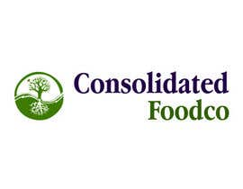 #70 สำหรับ Logo Design for Consolidated Foodco โดย bidulemachin