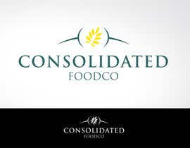 #147 para Logo Design for Consolidated Foodco de marques