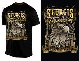 Nro 68 kilpailuun Design a T-Shirt for STURGIS 2015 käyttäjältä WendyRV