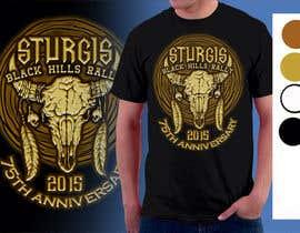 Nro 100 kilpailuun Design a T-Shirt for STURGIS 2015 käyttäjältä artist4