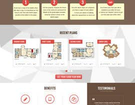 #11 untuk Design a Website Mockup for a Wordpress site oleh seguro