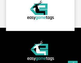 #29 para Corporate identity and logo for Easy Game Tags por pinky