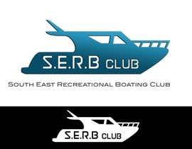 Nro 41 kilpailuun Design a Logo for a boat club käyttäjältä MadaU