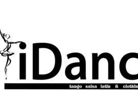 "#3 cho Design a Logo for i dance ""for dancing and dance clothes"" bởi praveenramkumar"