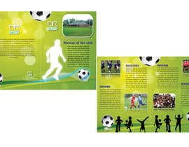 #18 untuk Graphic Design for uk saints brochure oleh xzenashok
