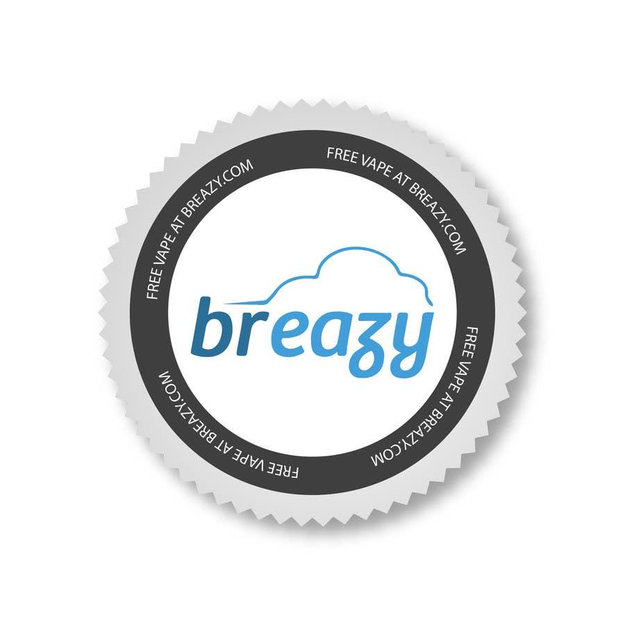 Penyertaan Peraduan #2 untuk Design Sticker w/ Existing Logo