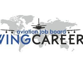 #38 untuk Design a Logo for a aviation jobboard oleh desislavsl
