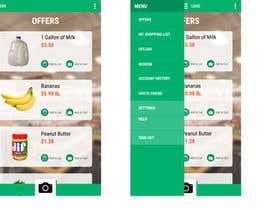 Nro 19 kilpailuun Design an App Mockup käyttäjältä ArtlessThinking