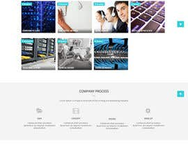 #12 for Design a Website Mockup for Computer Repair Website by ChrisTbs