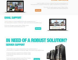 #24 for Design a Website Mockup for Computer Repair Website by ChrisTbs