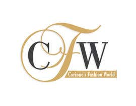 #23 cho Design a Logo for Corinne's Fashion World bởi promotionalpark