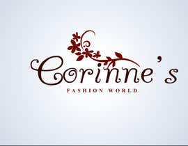 #39 para Design a Logo for Corinne's Fashion World por liviuoctavian17