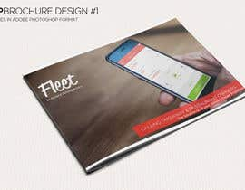 #8 for Design a marketing flyer/brochure to promote my App by HasithaCJ