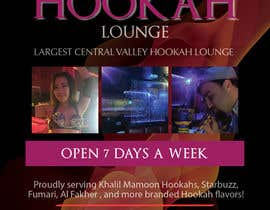 #3 cho Design a Flyer for A Hookah Lounge bởi sunsum