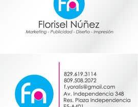 #11 para Diseñar un logotipo para publicista por hernan2905