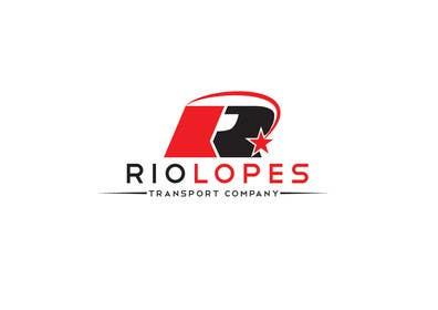 Nro 1 kilpailuun Design a logo - Transport Company Rio Lopes käyttäjältä deztinyawaits