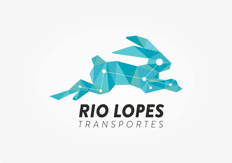 Bài tham dự cuộc thi #93 cho Design a logo - Transport Company Rio Lopes