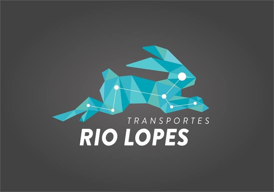Bài tham dự cuộc thi #95 cho Design a logo - Transport Company Rio Lopes