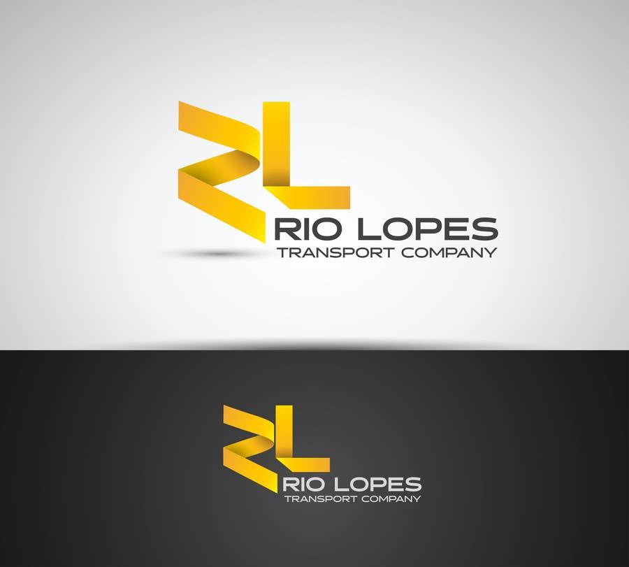 Bài tham dự cuộc thi #71 cho Design a logo - Transport Company Rio Lopes