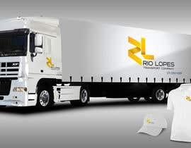 Nro 76 kilpailuun Design a logo - Transport Company Rio Lopes käyttäjältä jaiko