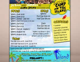 #12 untuk Design a Flyer for Cheerleading summer camp oleh adidoank123