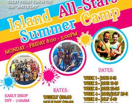 Nurihah tarafından Design a Flyer for Cheerleading summer camp için no 7