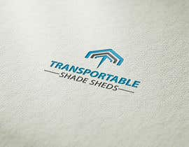 #76 for Design a Logo for Transportable Shade Sheds by oosmanfarook