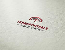 #78 for Design a Logo for Transportable Shade Sheds by oosmanfarook