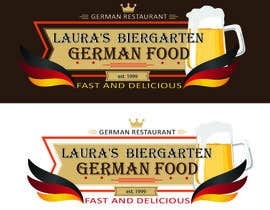#57 for Design a Banner for Restaurant af LampangITPlus
