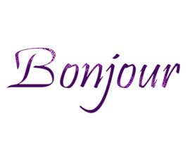#35 for Design a Logo for Bonjour af vendyvw