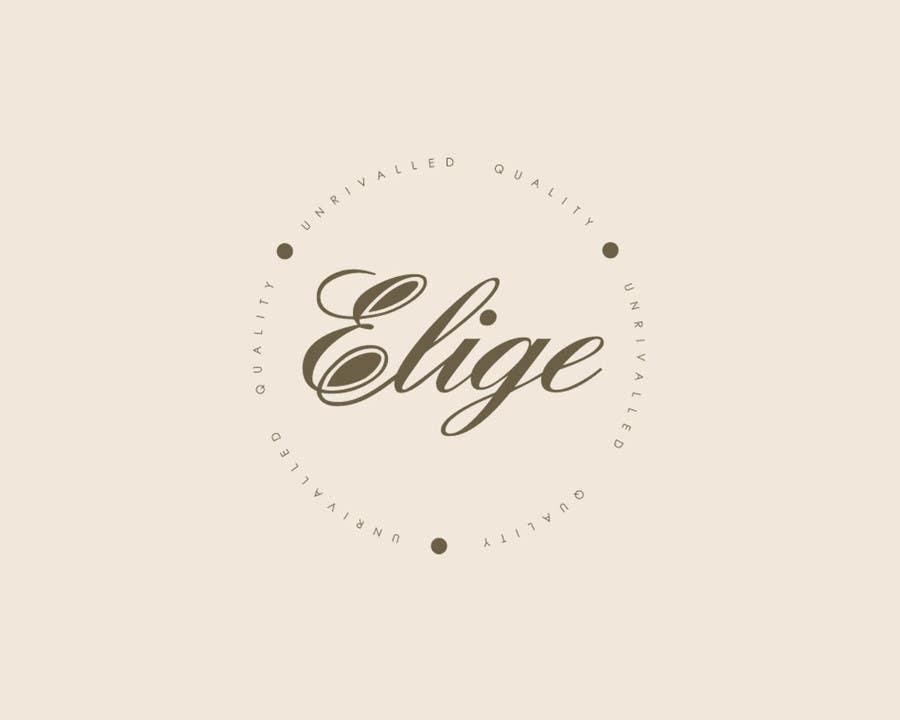 Konkurrenceindlæg #1 for Design a T-Shirt for Elige Clothing Co.