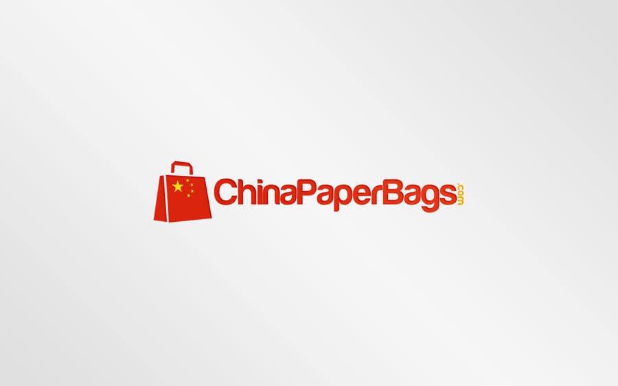 Inscrição nº 36 do Concurso para Design a Logo for ChinaPaperBags.com
