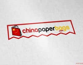 #37 para Design a Logo for ChinaPaperBags.com por mailla