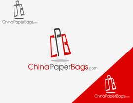 jonnaDesign008 tarafından Design a Logo for ChinaPaperBags.com için no 22