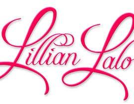 #8 cho Make my name a logo! Lillian Lalo bởi feliciadz