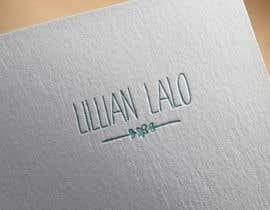 #87 untuk Make my name a logo! Lillian Lalo oleh iuliabarbu89