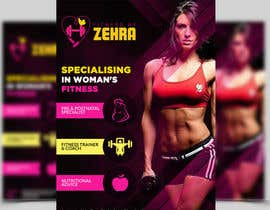 #19 for Design a Flyer for Personal Training af amirkust2005