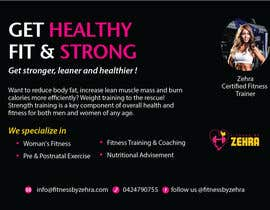 #20 for Design a Flyer for Personal Training af sunsum
