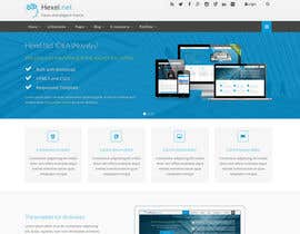 #5 cho Build a Website for Hexel.net bởi Novalys